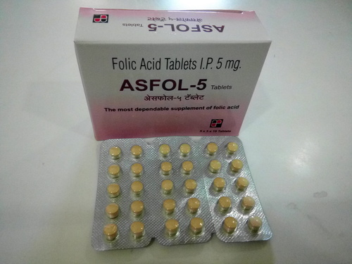 ASFOL-5 Tablets