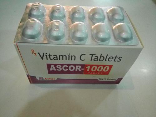 ASCOR 1000 Tablets