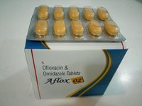 AFLOX-OZ TABLETS