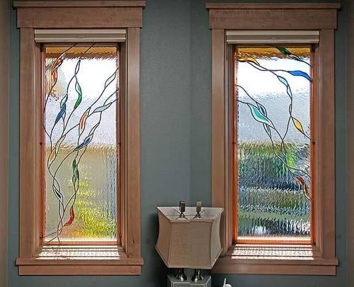 Designer Window Glass