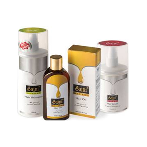 Herbal Hair Care Combo Packs