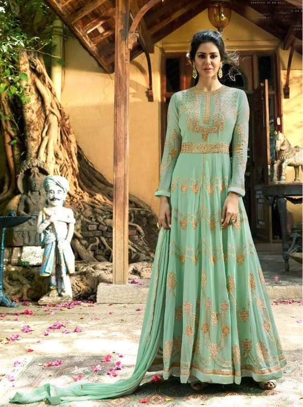Indian Georgette Suit Collection