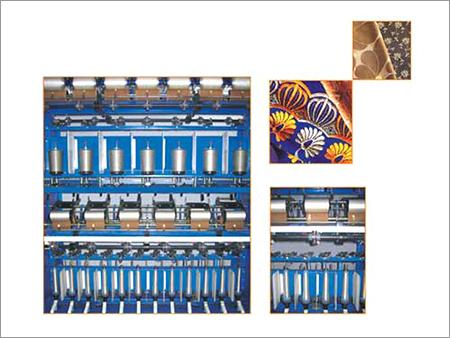 Industrial Thread Twister Machine