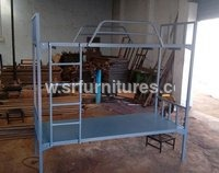 Long Bunk Cot Bed