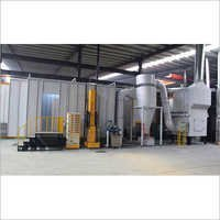 Powder Coating Recycle System