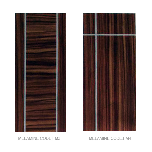 Melamine Wooden Door