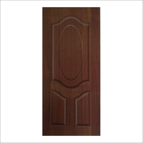 Melamine Three Panel Oval Door