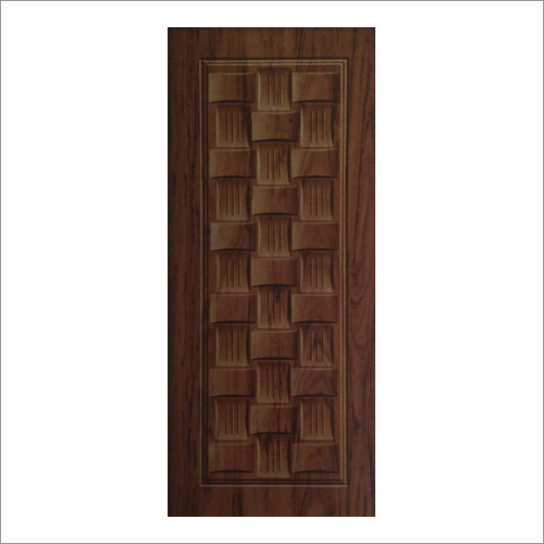 Melamine Wooden Skin Door