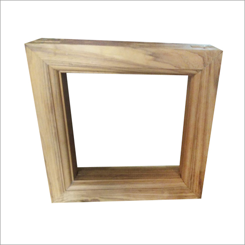 Solid Wood Window Frame