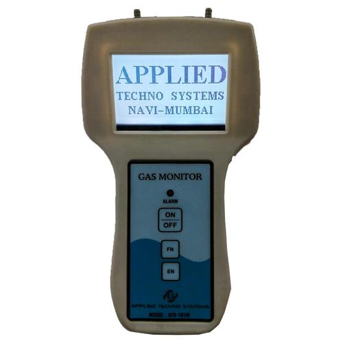 Chlorin gas leak monitor