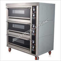 Commercial Electric Bakery Deck oven Machine