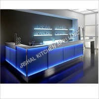 Bar Display Counter