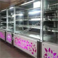 Display Food Counter