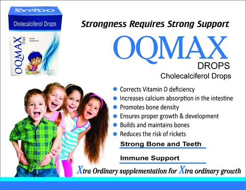 Oqmax Drop