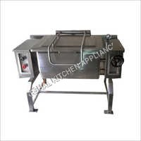Stainless Steel Tilting Pan
