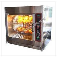 Chiken gril machine