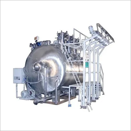 Large Capacity Soft Overflow Machine