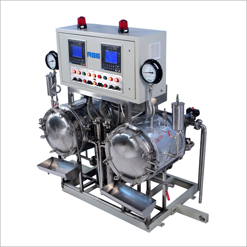 Yarn Steaming Machine Multi chamber