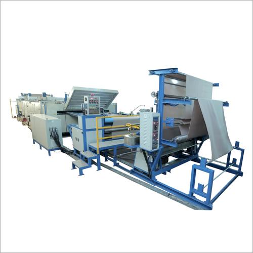 Pre Processing Pad Dry Machine