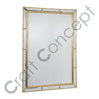 METAL RECTANGLE MIRROR