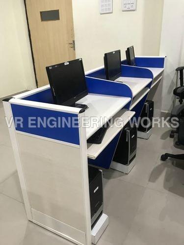 Modular Office Computer Tables
