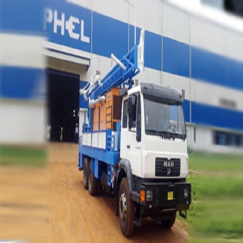 Truck Mounted Core Drilling Rig
