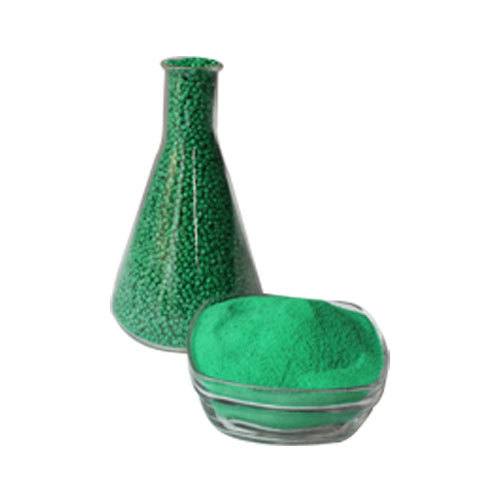Parrot Green LLDPE Rotomoulding Granules