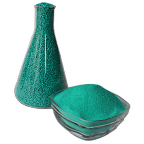 Sea Green LLDPE Rotomoulding Granules