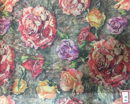 Chandery Print Fabric
