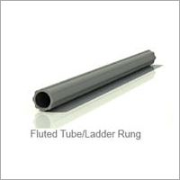 Fluted Tube Ladder Rung