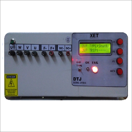 Digital OVP Testing Kit