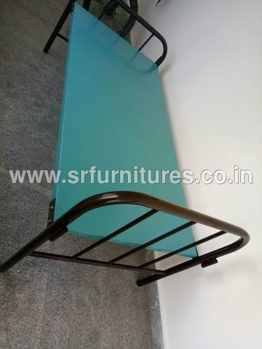 Stainless Hostel Cot