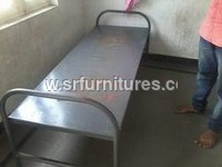Iron Pipe Cot Bed
