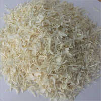 Dehydrated White Onions Flakes