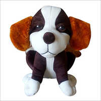 Blacky Soft Dog Toy