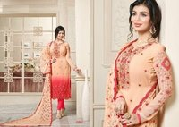Bollywood Replica Designer Churidar Suit