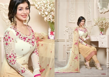 Bollywood Replica Designer Churidar Suit