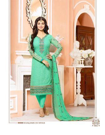 Bollywood Heavy designed Churidar Suit