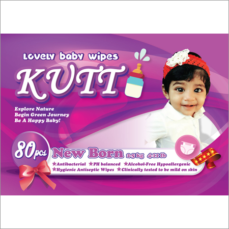Lovely Baby Wipes