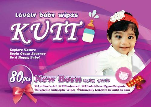 Baby Soft Wipes