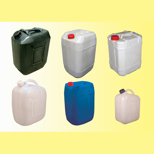 Tin Jerry Cans