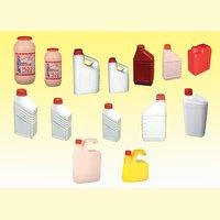 Lubricant Oil Jars