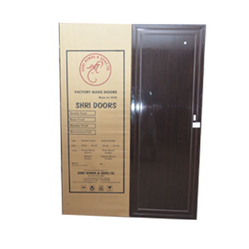 Solid PVC Door