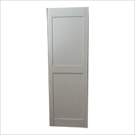 Plain Solid Panel Door
