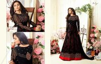 DESIGNER WEDDING WEAR SALWAR WORK SUITS