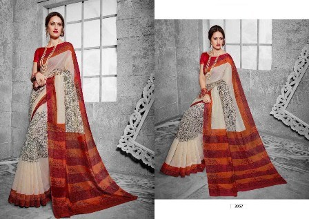Printed Daily Wear Saree