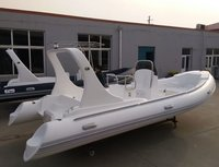 20ft Inflatable Boat Fishing Boats