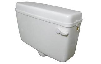 Side Push Toilet Flushing Cistern