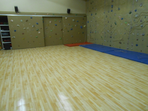 Sports Room Flooring