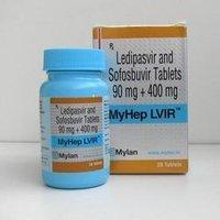 Ledifos Ledipasvir 90 mg & Sofosbuvir 400 mg